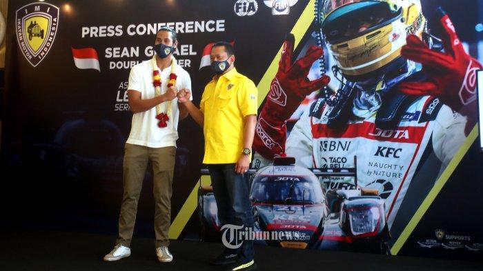 Modal Apik Sean Gelael Jelang Tampil di FIA World Endurance Series 2021
