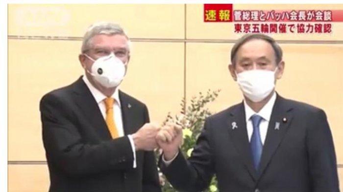 Ketua IOC Beri Lampu Hijau kepada PM Jepang, Penyelenggaraan Olimpiade 2021 Tetap Dilaksanakan