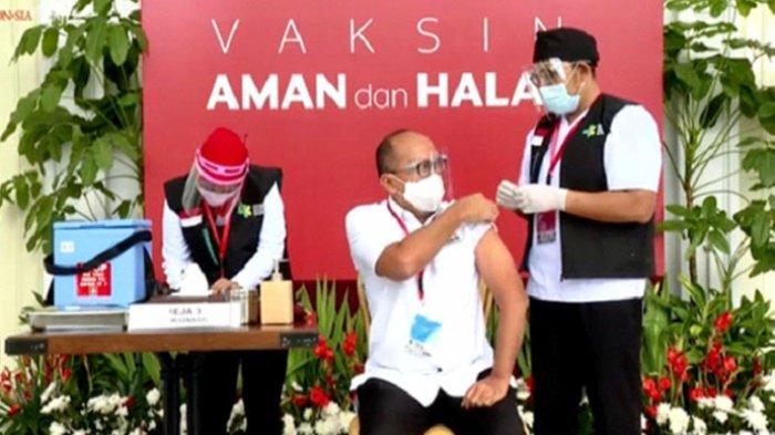 Kadin: Pengusaha Antusias Ikuti Program Vaksinasi Gotong Royong