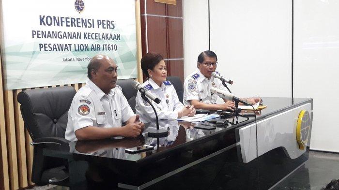 Dugaan Black Box Lion Air PK-LQP Tak Terdeteksi Akibat Tertimbun Lumpur Kini Terpatahkan