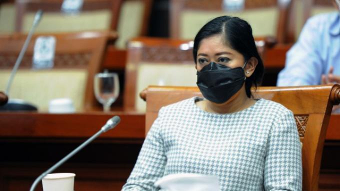 Ketua Komisi I DPR RI Meutya Hafid Minta TNI Dukung Penuh PPKM Darurat