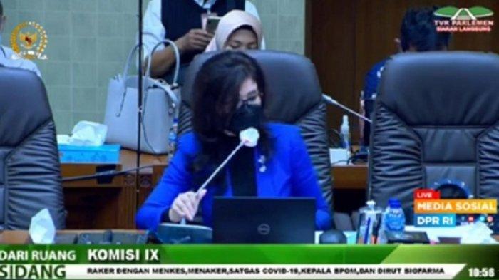 Komisi IX DPR Gelar Rapat Kerja Bersama Menkes dan Menaker Bahas Penanggulangan Covid-19
