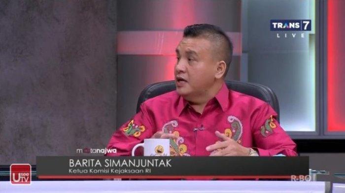 Ketua Komisi Kejaksaan RI, Barita Simanjuntak mengungkapkan tuntutan terkait kasus Novel Baswedan bisa berdasar pada aspek keadilan.
