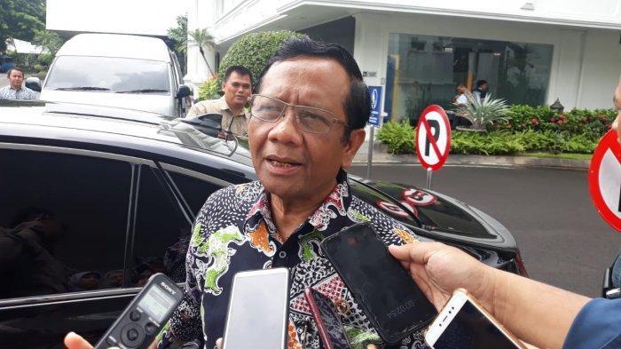 Data 689 Eks ISIS Asal Indonesia Mulai Disetor ke Kemenkumham Untuk Pembekuan Paspor