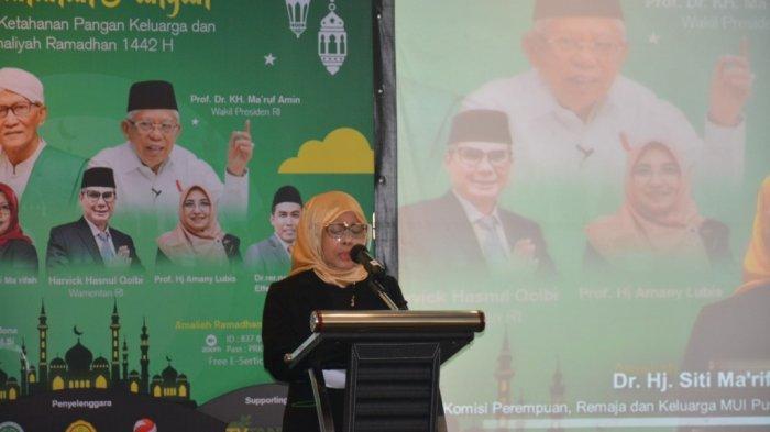 Komisi Perempuan MUI Bentuk Ketahanan Pangan Nasional Berawal dari Keluarga