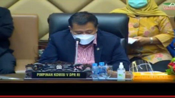 Komisi V DPR Panggil Menhub Bahas Jatuhnya Pesawat Sriwijaya Air SJ-182