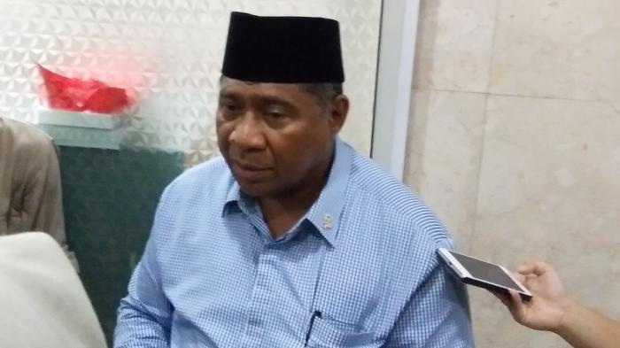 Anggota DPR dari PAN Ali Taher Parasong Meninggal Dunia