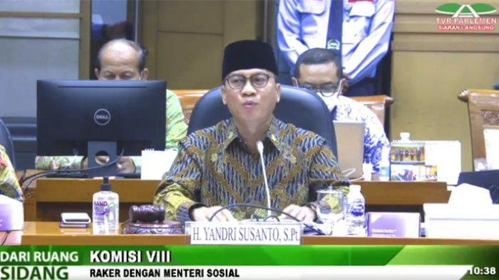 Mulai Hari Ini Komisi VIII DPR Berlakukan Lockdown, Rapat Komisi Digelar Secara Virtual