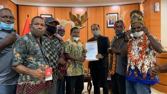 Ketua Komite I DPD RI: DOB Manokwari Barat Papua Barat dan Kabupaten Yaffi Papua Wajib Kita Mekarkan