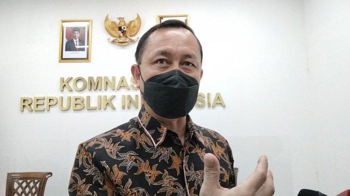 Komnas HAM Apresiasi Kedatangan Kepala BKN untuk Memberikan Klarifikasi Terkait TWK Pegawai KPK