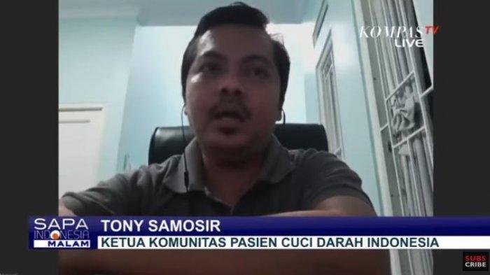 Ketua Komunitas Pasien Cuci Darah Indonesia (KPCDI), Tony Samosir mengungkapkan pihaknya berencana akan ajukan uji materi Peraturan Presiden (Perpres) soal iuran BPJS yang naik ke tingkat Mahkamah Agung (MA).