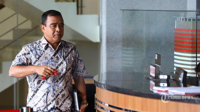 Mantan Ketua KONI Pusat Tono Suratman Diperiksa KPK