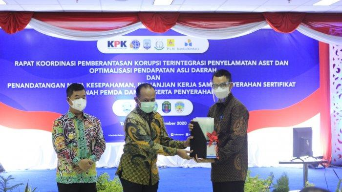 Ketua KPK Apresiasi Langkah PLN Sinergi dengan ATR BPN & KPK Amankan Aset Tanah