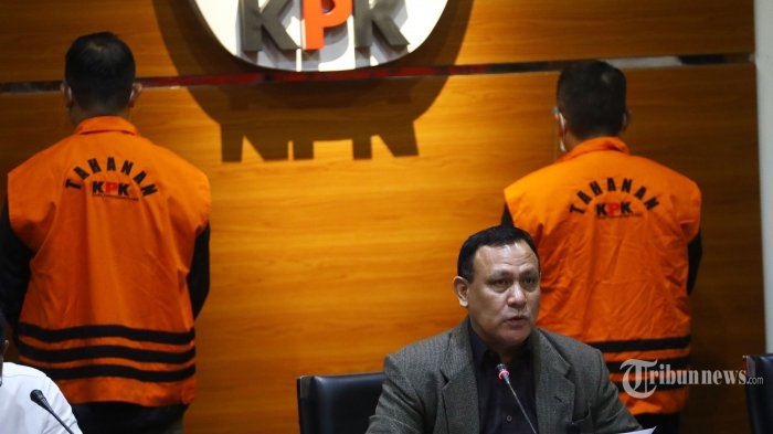 Ketua KPK Firli Bahuri Klaim Indeks Perilaku Antikorupsi Indonesia Capai 3,84 Poin