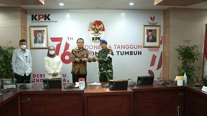 KPK dan Puspom TNI Kaji Pembentukan Tim Koneksitas, Isinya Penyidik Gabungan
