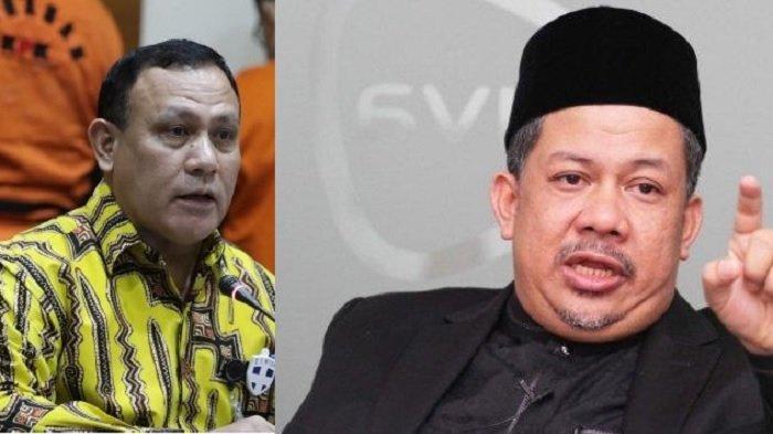 Dukung KPK Pecat 56 Pegawai Tak Lolos TWK, Begini Cuitan Fahri Hamzah di Media Sosial