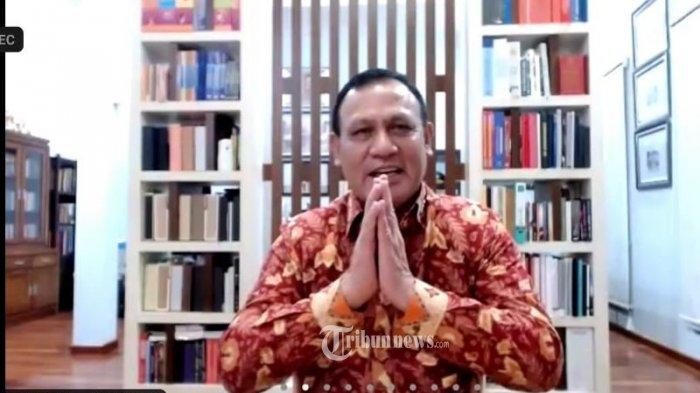 Firli Bahuri Diminta Turun Tahta Jadi Wakil Ketua KPK