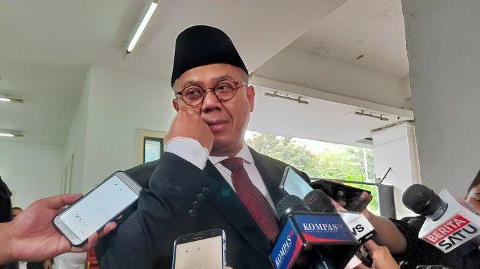 Komisionernya Kena OTT KPK, Empat Anggota KPU Kabupaten/Kota Tetap Dilantik