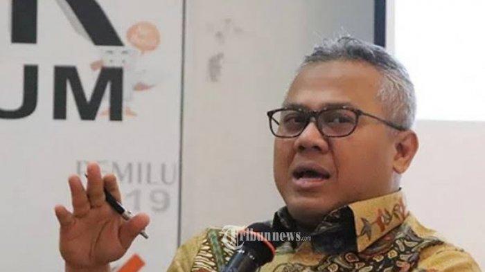 BREAKING NEWS: Ketua KPU RI Arief Budiman Diberhentikan