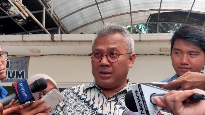 KPU akan Segera Proses Pergantian Wahyu Setiawan Sebagai Komisioner