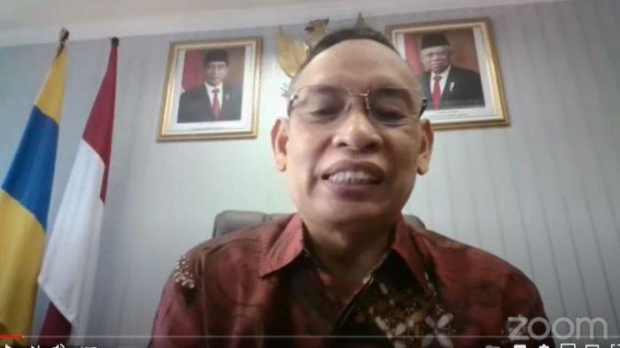Ketua Lembaga Tes Masuk Perguruan Tinggi (LTMPT) M Nasih