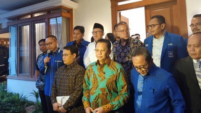 Ketua MPR Sebut PAN Setuju Dilakukan Amandemen Terbatas UUD 1945