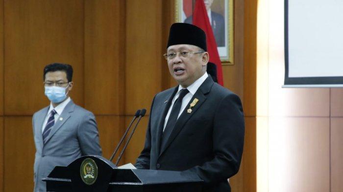 Ketua MPR Lantik Dua Anggota MPR PAW