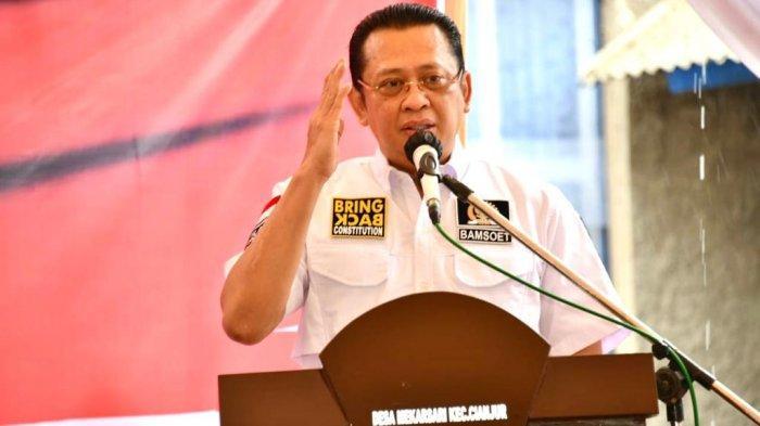 Bamsoet Dorong Mahkamah Agung Maksimalkan Penerapan e-Court dan e-Litigation