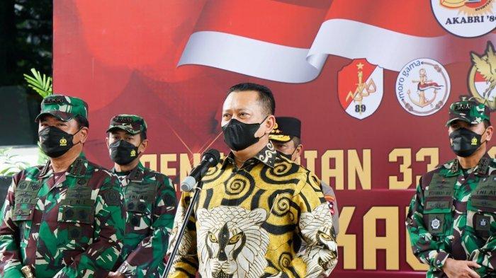 Bamsoet ApresiasiIndonesia Peringkat Pertama di Asia Tenggara dalam Penanggulangan Covid-19