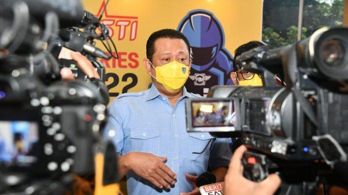 Bamsoet Sampaikan Belasungkawa dan Prihatin Kebakaran Lapas Kelas 1 Tangerang