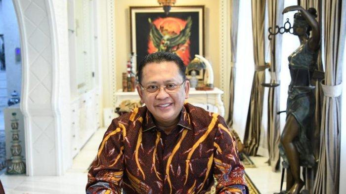 Hari Sumpah Pemuda, Ketua MPR Minta Pemuda Indonesia Bangkit Hadapi Pandemi Covid-19
