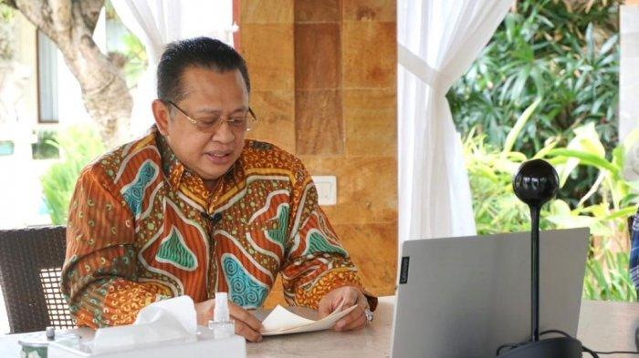 Ketua MPR Dorong Pegusaha Ritel Manfaatkan Kemajuan Teknologi