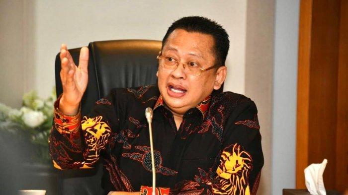 Bertemu Presiden, Rombongan Pimpinan MPR Sempat Singgung Soal Reshuffle Kabinet