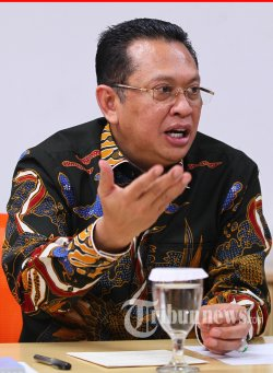 Catatan Akhir Tahun Ketua MPR: Kemenangan yang Mempersatukan