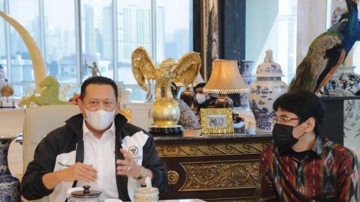 Bamsoet Dukung PerlunyaUndang-Undang tentang Perlindungan Pedagang Pasar Tradisional