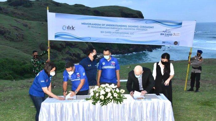 Bamsoet Dukung Kerjasama Indonesia denganBin Zayed International LLC untuk Kembangkan Sport Tourism
