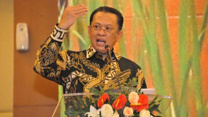 Isu Presiden Tiga Periode, Bambang Soesatyo: Hanya Skenario 'Halu' dari Para Petualang Politik
