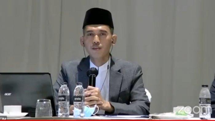 Ketua MUI Bidang Fatwa dan Urusan Halal, Asrorun Niam Shole