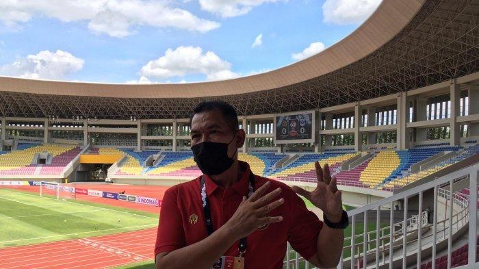 Ketua Panitia Pelaksana Lokal Solo Piala Menpora 2021, Paulus Haryoto