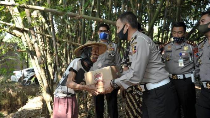Baksos Serentak Polri Dalam Rangka Hari Bhayangkara Mendapat Apresiasi