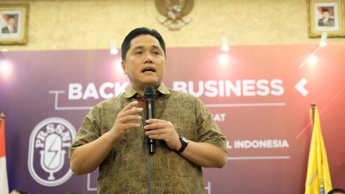 Menteri BUMN Pastikan Garuda Indonesia Siap Bantu Distribusi Logistik untuk Penanganan Covid-19