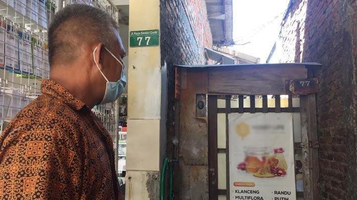 Ketua RT di Sedati Gedhe Terkejut Warga FM Ditangkap Densus 88