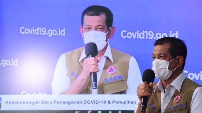 Klarifikasi Doni Monardo Terkait Pengiriman 20.000 Masker ke Acara Pernikahan Putri Rizieq Shihab
