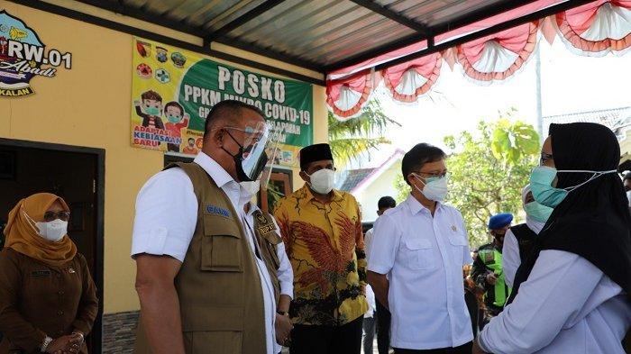 Kasus Covid-19 di Empat Kecamatan Bangkalan Melonjak
