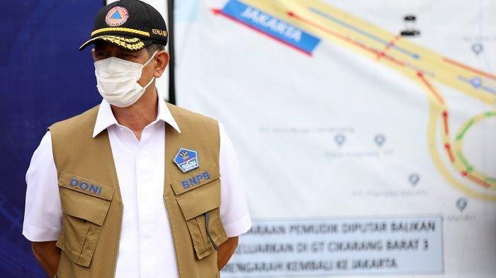 Doni Monardo: Covid-19 Meningkat 1 Bulan Terakhir, Hampir Semua Sumatera Zona Merah dan Oranye
