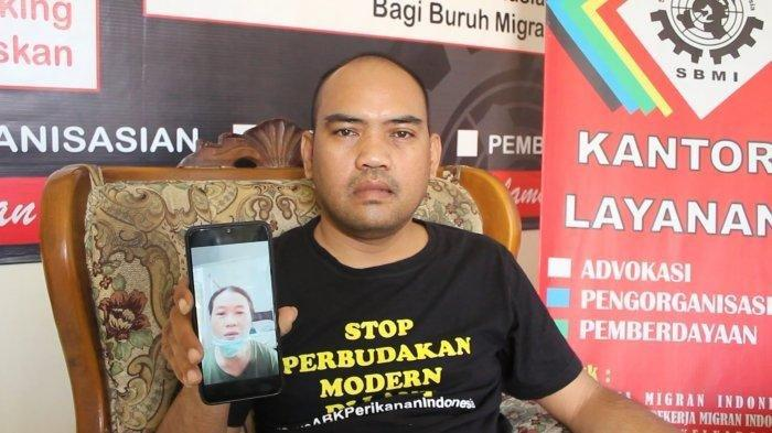 Sambil Menangis, TKW Asal Indramayu Minta Tolong ke Jokowi: Pak Pulangkan Saya ke Indonesia