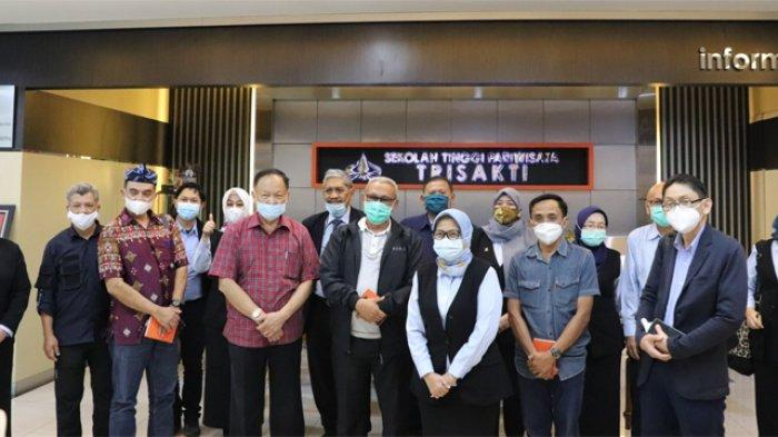 Jalankan Kampus Merdeka, STP Trisakti Kembangkan Wisata Kabupaten Kuningan
