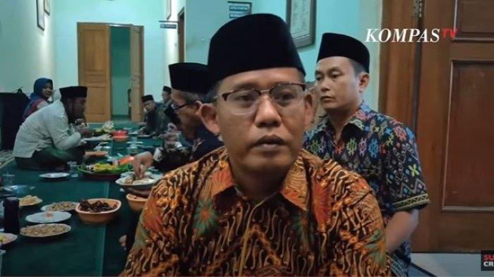 Ketua Tanfidziah PCNU Kabupaten Cirebon, Aziz Hakim