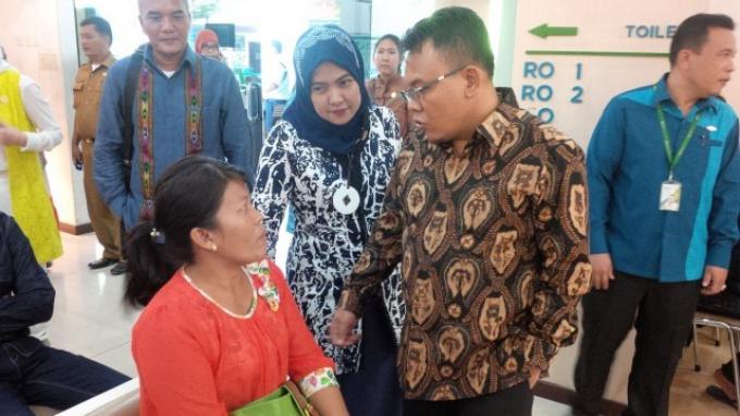Tinjau Kantor BPJS Medan, Komisi IX DPR Nilai Pelayanannya Bagus