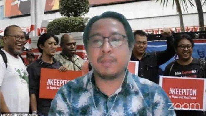 AJI Desak Jokowi Rampungkan Polemik TWK Pegawai KPK: 'Kami Tak Ingin Sikap Plin-plan'